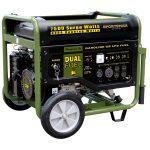 Sportsman 7500 Watt Dual Fuel GeneratorGEN7500DF
