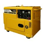Pro-Series Diesel 7000 Watt Generator with Digital Control Panel