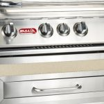 Bull Outdoor 38? Grill Finishing Frame, Stainless Steel