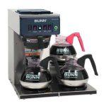BUNN Automatics With Lower Warmers, Cwt15, 3L Pf