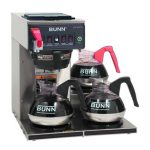 BUNN Automatics With Lower Warmers, Cwtf15, 3L Pf