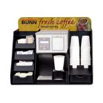 BUNN Single Serve Pod Brewer, Merchandiser, Std Header-Pod