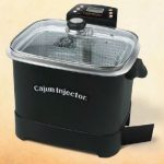Cajun Injector Elec Multi Purpose Fryer