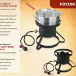 Cajun Injector Gas Fish Fryer (Knock Down)