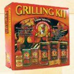 Cajun Injector Grillin Kit(HBBQ, BBQM, HiBBQ, OI, Hick Sh, Caj Shake, LA Gold) –