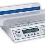 Cardinal Detecto baby scale digital with printer output 30 lb x .1 oz/ 15 kg x .005 kg