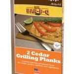 Mr. BBQ Cedar Grilling Planks