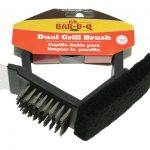 Mr. BBQ 6″ Dual Grill Brush