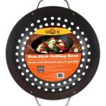 Mr. BBQ 10″ Round Non-Stick Topper