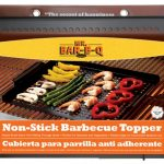 Mr. BBQ Premium Non-Stick Grill Topper, Approx. 16″ X 12″