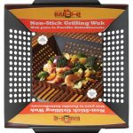 Mr. BBQ 12″X12″ Non-Stick Wok Topper