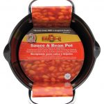 Mr. BBQ Classic Prestige 9″ Sauce & Bean Pot