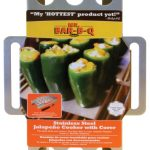 Mr. BBQ Stainless Steel Jalapeno Cooker With Corer