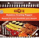 Mr. BBQ Stainless Steel Searing Topper