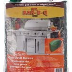Mr. BBQ Deluxe Large Grill Cover, 68″ X 21″ X 42″