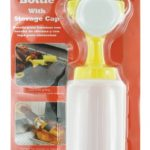 Mr. BBQ Silicone Bristle Basting Bottle W/ Storage Cap