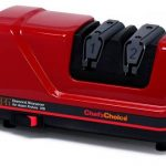 EdgeCraft M316 Chef'sChoice Sharpener for Asian Knives – Red316002