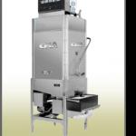 CMA Dishwasher, door type, straight-thru design, 60 racks/hour, NSF, UL, ENERGY STAR®