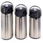Crestware 2.5 Liter Glass Lined Airpot