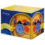 Crestware Bay Pt. Box Set 24 Pc / 2 Sets