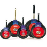 Crestware 7 1/2″ Teflon Fry Pan W/ Hndl