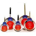 Crestware 10 3/8″ Natural Fry Pan W/ Handle