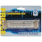 Crestware Liquid Refrig/ Freezer Thermometer
