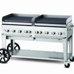Crown Verity Mobile Outdoor Griddle 60″