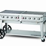 Crown Verity Rental Grill 60″ – Single Inlet