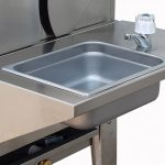 Crown Verity Hand sink