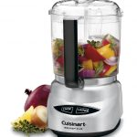 Cuisinart 4-Cup Mini Prep Plus Processor (Brushed Stainless Finish)