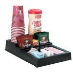 Dispense Rite Countertop cup and condiment organizer