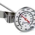 Escali Instant Read Large Dial Thermometer NSF ListedAH3