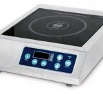 Eurodib Single Digital Induction Cooker, ETL