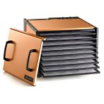 Excalibur 9 Tray Copper Timer Dehydrator