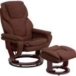 Flash Furniture Brown Recliner & OttomanBT-70222-MIC-FLAIR-GG
