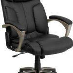 Flash Furniture High Back Massaging Black Leather ChairBT-9875H-GG