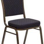 Flash Furniture Crown Stacking Banquet ChairFD-C01-GOLDVEIN-S0806-GG