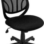 Flash Furniture Mid-Back Black Mesh Computer Task ChairGO-WY-05-GG