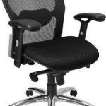 Flash Furniture MidBack Super Mesh Office Chair w/Black SeatLF-W42-GG