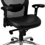 Flash Furniture Mid-Back Super Mesh Office Chair w/SeatLF-W42-L-GG