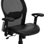 Flash Furniture Hi-Back Super Mesh Chair w/Black SeatLF-W42B-L-HR-GG