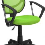 Flash Furniture MidBack Grn Mesh Task Chair & Comp ChairWA-3074-GN-A-GG