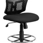 Flash Furniture MidBack Designer Task Chair w/SeatWL-3958SYG-BK-GG