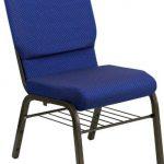 Flash Furniture 18.5″ Navy Blue ChairXU-CH-60096-NVY-DOT-BAS-GG