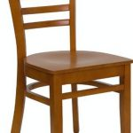 Flash Furniture Cherry Finished Wooden ChairXU-DGW0005LAD-CHY-GG