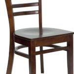 Flash Furniture Walnut Finished Wooden ChairXU-DGW0005LAD-WAL-GG