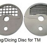 Omcan (FMA) Cubing/Dicing Disc, 8mm, for TM vegetable cutter