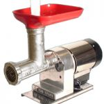 Omcan (FMA) Model 12-EL, #12 Meat Grinder – 0.45 HP