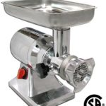 Omcan (FMA) Model FTS-12, #12 Meat Grinder – 1HP